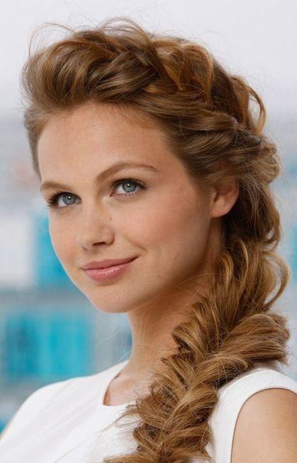 trenzas para el peinado - belleza - foro bodas