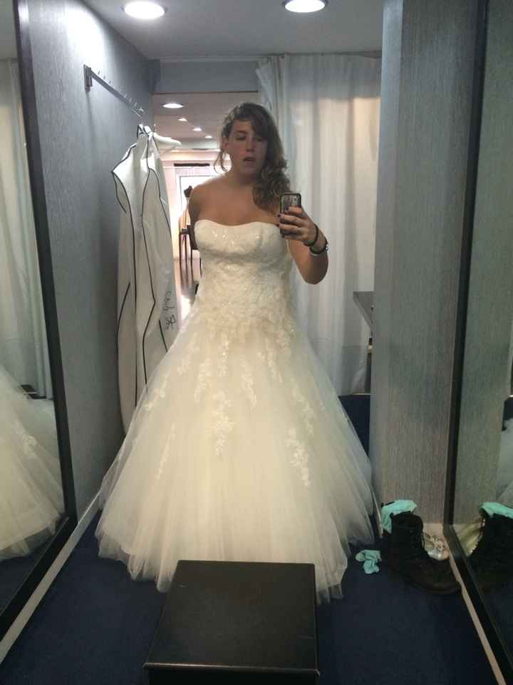 Dudas con el vestido - 1