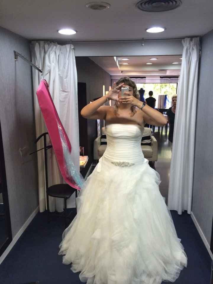 Dudas con el vestido - 2