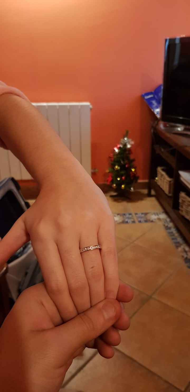 Mi anillo.