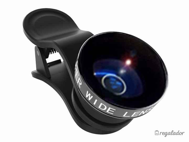 lentes para moviles