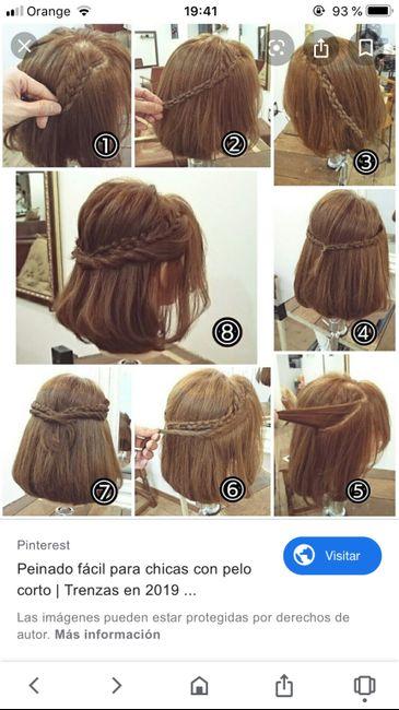 ¿Qué peinado encaja mejor con tu vestido? 👗 - 1