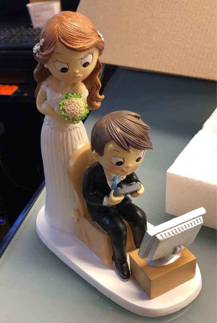 Muñecos tarta personalizados - 1