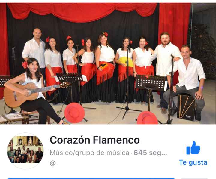 Coro rociero en Extremadura - 1