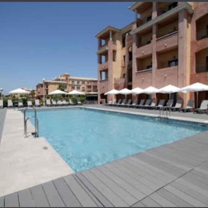 Hotel Canarías (habitación con piscina) - 4