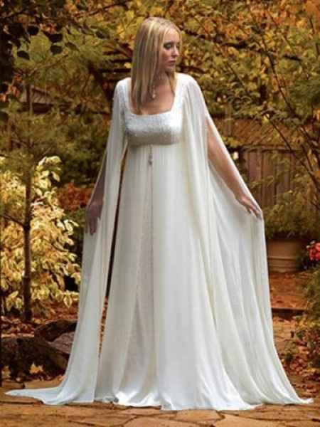 Vestido novia Saray