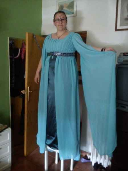 Mi vestido de novia precioso!!!! 120 euros!!!!!!!!!!!!!!!!!!!!!!!! - 1