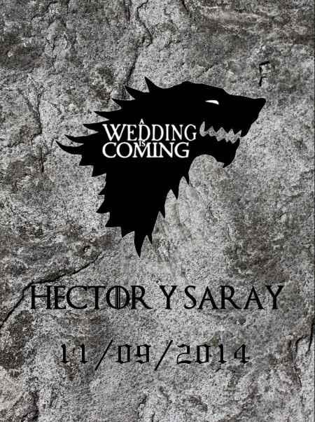 Invitaciones boda civil - 1