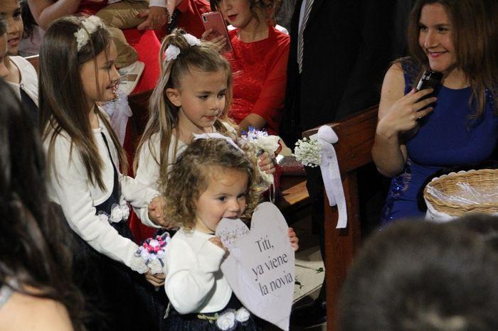 3 de mis 5 princesas