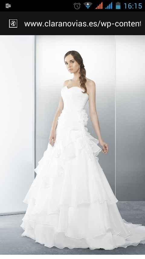 Complemento para mi vestido - 1
