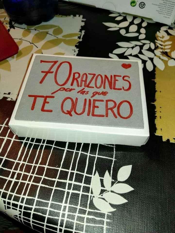 70 razones - 1