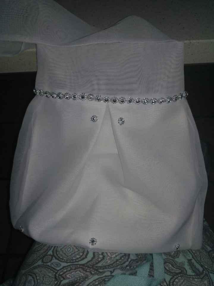 Bolsa/bolso para la novia - 1