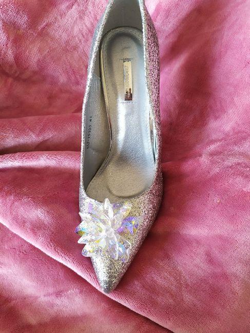 Zapatos de novia 2