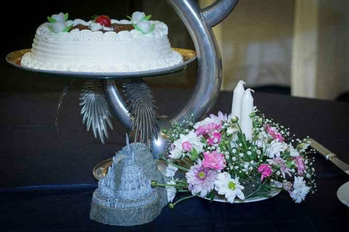¿Cómo será tu tarta de boda? - 1