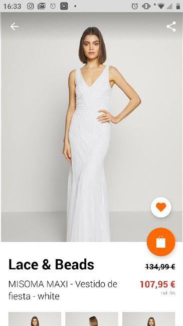 Vestido novia años 20 3