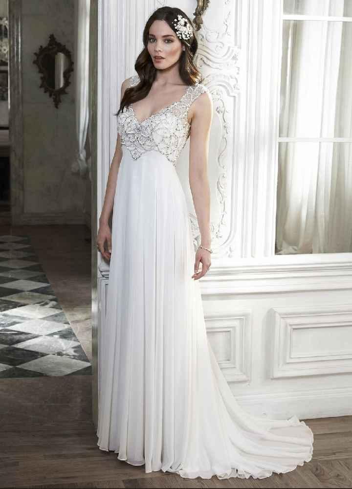 Me he enamorado de un vestido descatalogado...😢 - 1