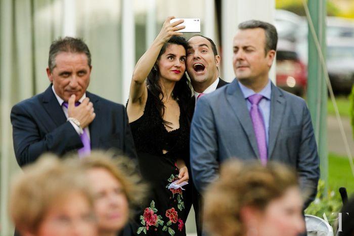 Selfie guajajaja