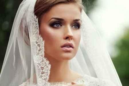 maquillaje ahumado novia
