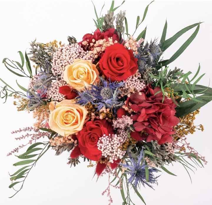 ¿Cuánto te gusta este bouquet? 3