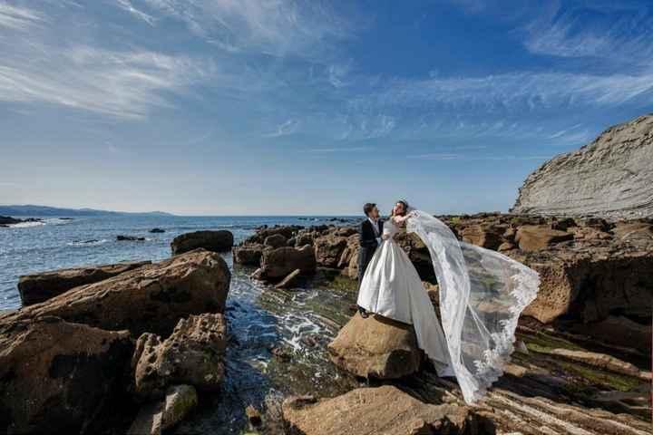 Deseo un vestido impresionante de novia! - 1