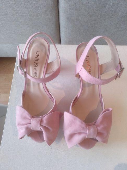 Mis zapatos! 1