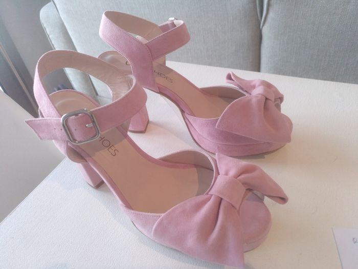 Mis zapatos! 3