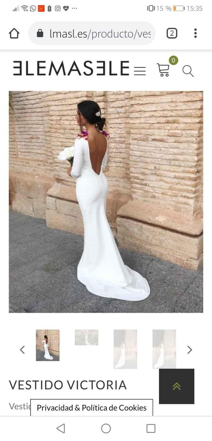 Vestidos de novias baratos y bonitos - 4