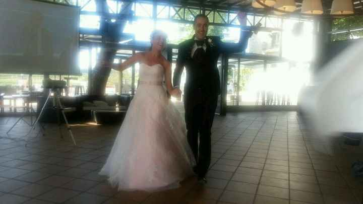 Ya somos oficialmente casados - 17