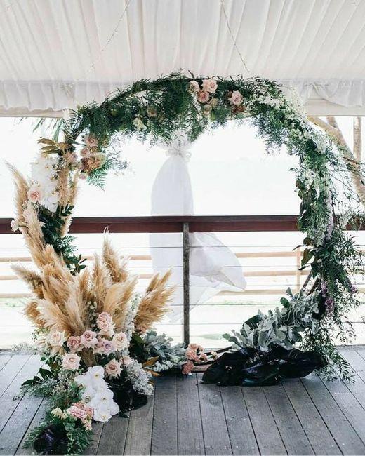 Decoración boda civil 6