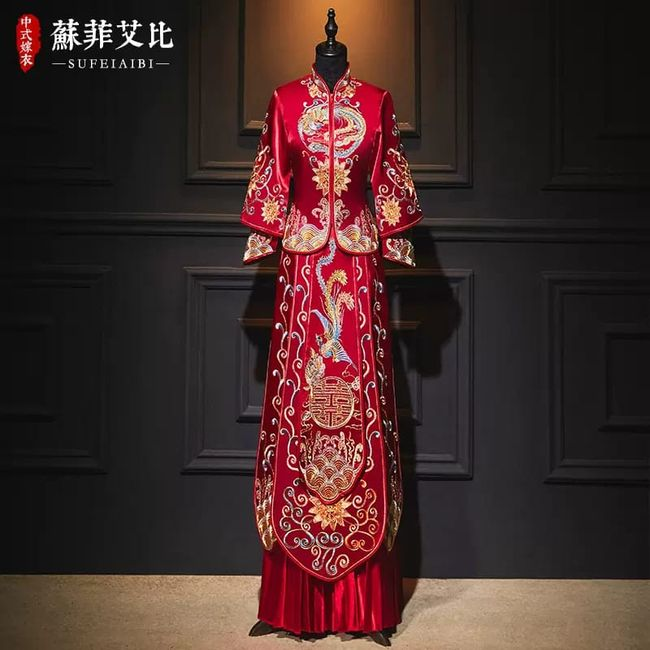 Color vestido de novia 6