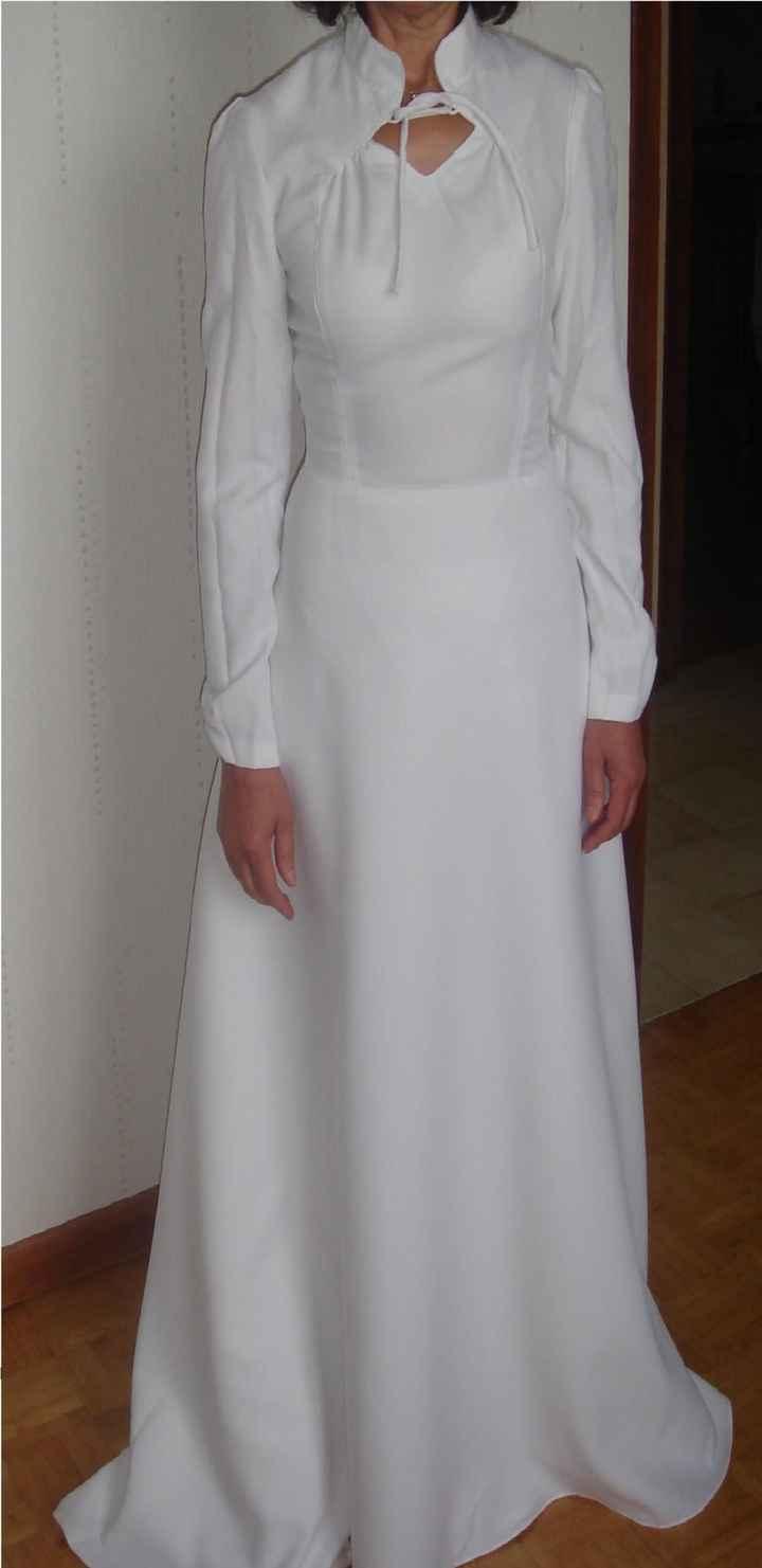 El vestido de mi madre