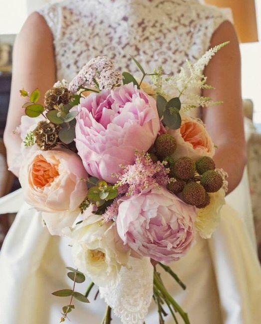 Pañuelo ramo de novia - 1