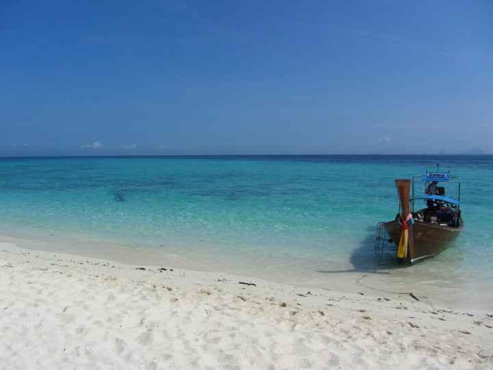 Caribe... Huracanes! Tailandia... Monzones! ¿dónde ir de luna de miel en agosto? - 2