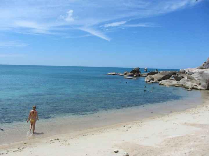 Caribe... Huracanes! Tailandia... Monzones! ¿dónde ir de luna de miel en agosto? - 3
