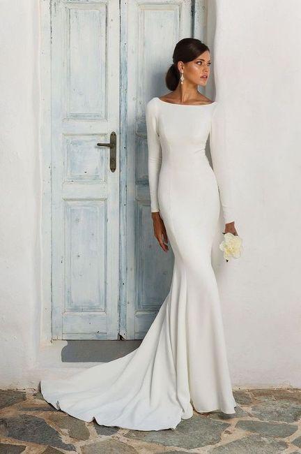 Y ahora dinos: ¿De qué estilo será tu vestido? - 1