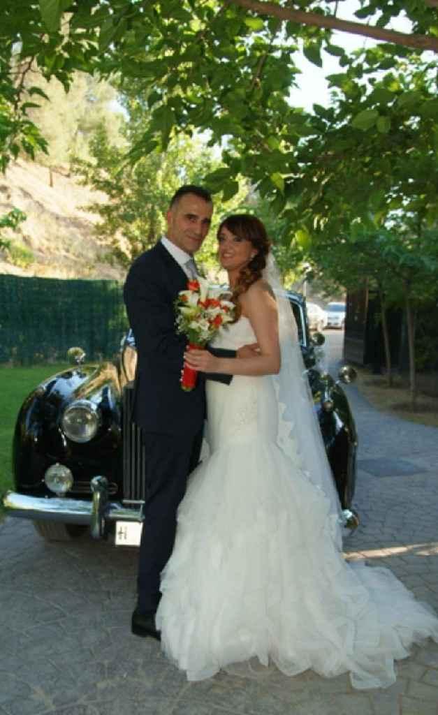 Recién casadossss - 2