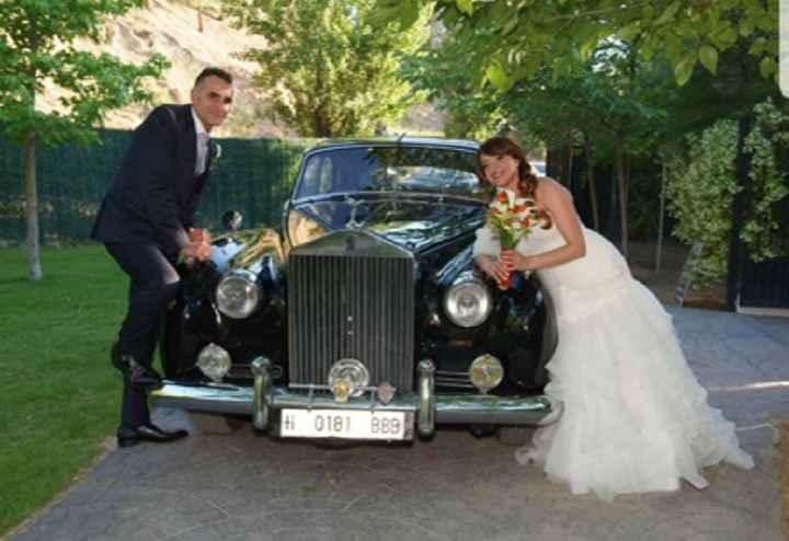 Recién casadossss - 3