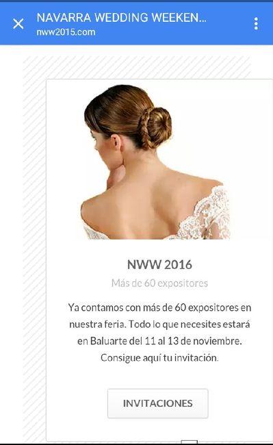 Invitaciones para navarra wedding weekend - 2