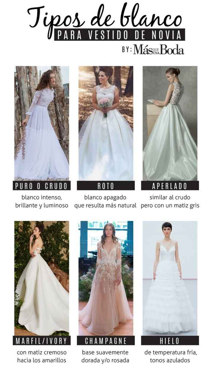 De qué color es tu vestido??? - 1