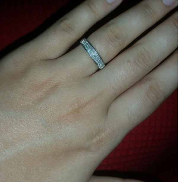 Mi anillo!