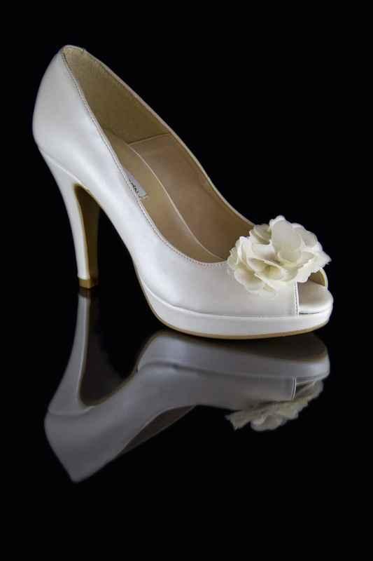 Estos son mis zapatos!!