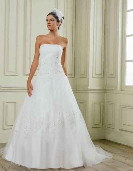 ¡¡Mi vestido de novia!!