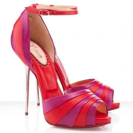¡Mis zapatos de novia!