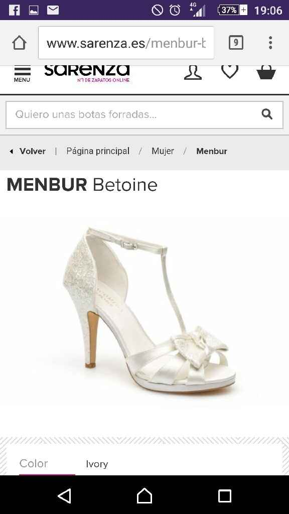 Indecisa con los zapatos - 4