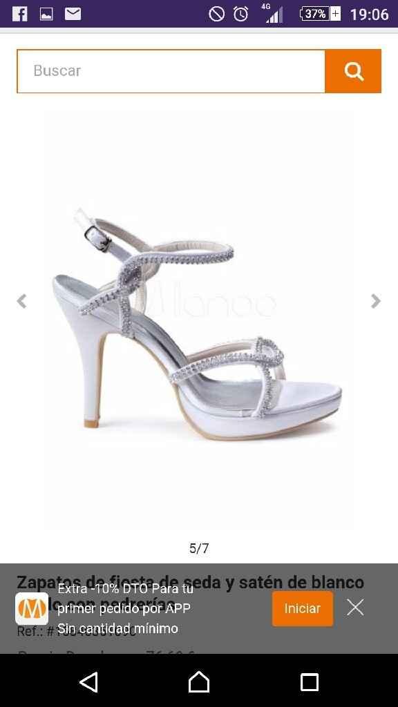 Indecisa con los zapatos - 5