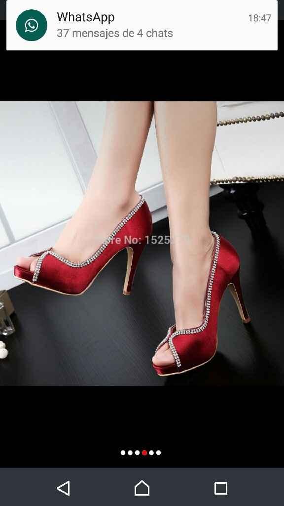 Indecisa con los zapatos - 7