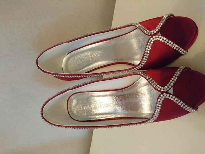 Mis zapatos de aliexpres - 2
