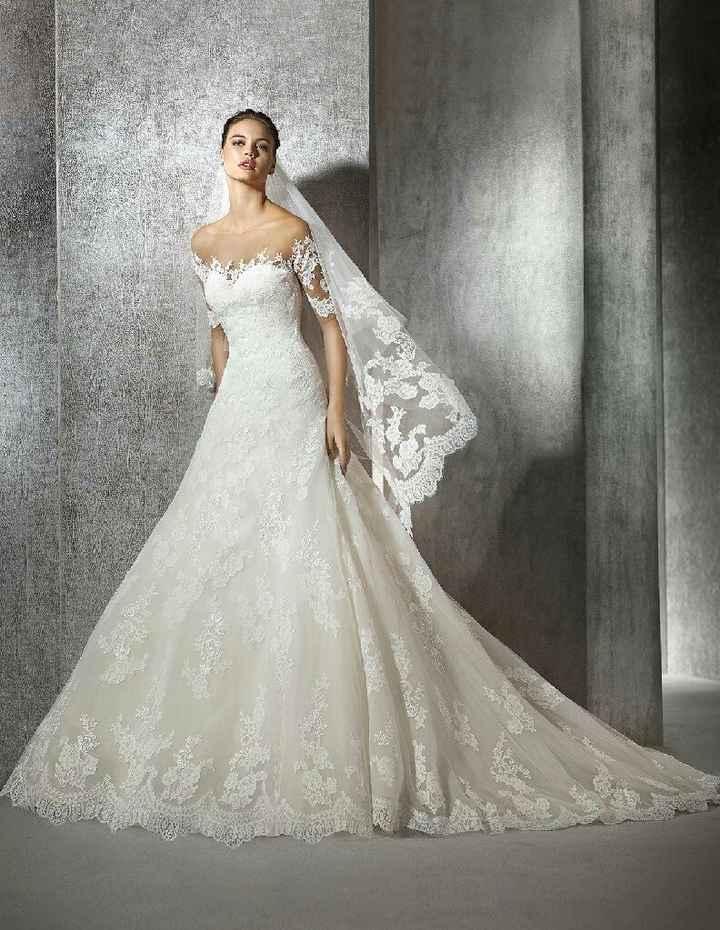 ¿que os haríais en el pelo con este vestido? - 2