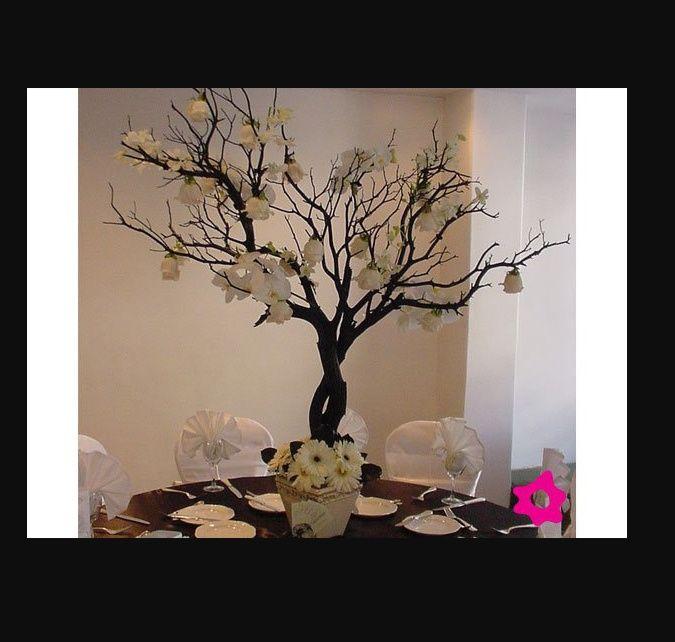 Arbol ramas secas manualidades foro - Arboles secos decorados ...