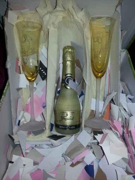 Mis copas para el brindis!!! - 1